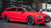 Mercedes CLA Shooting Brake – pour gros gibiers