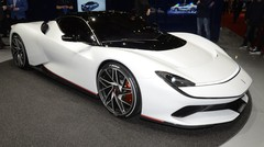 Pininfarina Battista : 1.900 chevaux survoltés à Genève