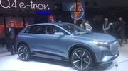 Audi Q4 e-tron Concept : Les informations en direct de Genève