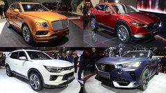 Genève 2019 : les nouveautés SUV