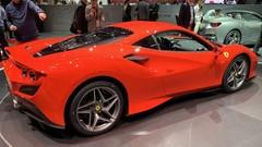 Ferrari F8 Tributo : pas si nouvelle