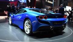 La Ferrari F8 Tributo se lance en vidéo