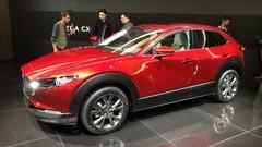 Mazda CX30 : surprise !