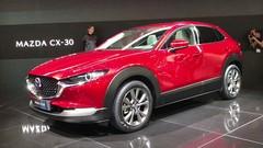 Mazda CX-30 : Les informations en direct de Genève