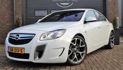 Marche arrière : L'Opel Insignia OPC