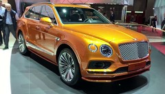 Bentley Bentayga Speed : Les informations en direct de Genève