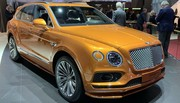 Bentley Bentayga Speed : pour 1 km/h