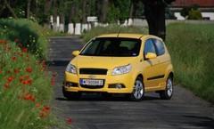 Essai Chevrolet Aveo 3 portes : Trouble-fête !