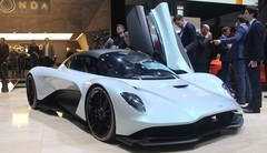 Aston Martin AM-RB 003 : 3e missile d'Aston