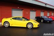 Essai circuit : Ferrari F430 et F430 Spider