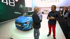 Emission Turbo : Salon de Genève