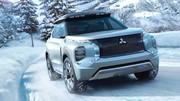 Mitsubishi Engelberg Tourer : le nouvel Outlander hybride n'est pas loin