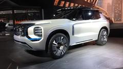Mitsubishi Engelberg Tourer Concept : le futur Outlander