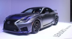 Lexus RC-F Track Edition : méchante