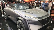 Nissan concept IMQ : graine de Qashqai