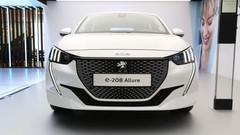 Peugeot e-208 : découvrez la gamme et les prix de la 208 électrique