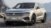 Le Volkswagen Touareg V8 TDI, avec 421 chevaux, c'est le plus puissant de la gamme