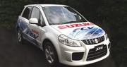 Suzuki SX4-FCV : l'écologie en marche