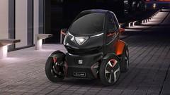 Seat Minimo, la vision de la mobilité urbaine du futur du constructeur espagnol