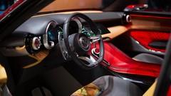 Alfa Romeo Tonale Concept : l'intérieur du SUV hybride d'Alfa