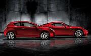 Alfa Romeo MiTo et 8C GTA : un trèfle vigoureux !
