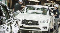 Infiniti sort d'Europe et plombe l'avenir de l'usine Nissan