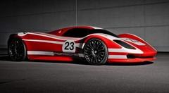 Porsche dévoile un concept de 917