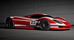 Porsche célèbre les 50 ans de sa 917