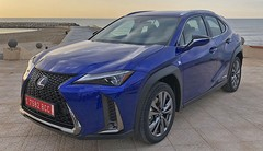 Essai Lexus UX250h : L'hybride à maturité