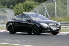 Opel Insignia : la version fastback !