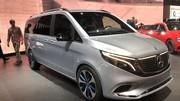 Mercedes EQV concept : 8 places et 0 émission