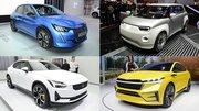 Salon de Genève 2019 : les nouveautés hybrides et électriques