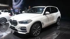 BMW X5 xDrive45e : 49 g de CO2 seulement