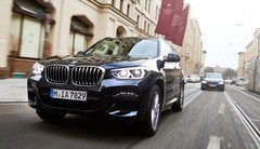 Genève : offensive hybride rechargeable pour BMW