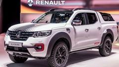 Renault Alaskan Ice Edition : une série limitée annoncée à Genève