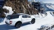 Renault Alaskan : un pick-up complètement givré
