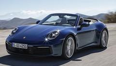 Porsche 911 Cabrio : la capote de tous les plaisirs