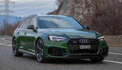 Essai Audi RS 4 Avant : Fini d'être discrète, elle en a et elle le montre