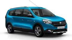 Dacia Dokker et Lodgy 2019 : arrivée des 1.3 TCe 100 et 130 ch