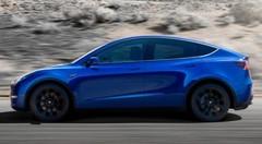 Tesla dévoile son SUV compact Model Y