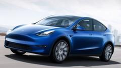 La Tesla Model Y veut contrer la Jaguar électrique, Voiture de l'Année