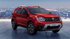 Dacia voit la vie en rouge avec la série limitée, Dacia Techroad