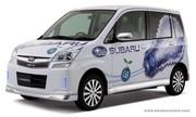 Stella : la Subaru électrique des chefs d'états