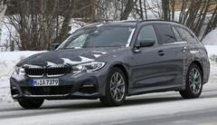 La BMW Série 3 Touring entame ses derniers essais