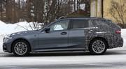 BMW Série 3 Touring 2020 : le break en phase de tests