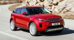 Essai Range Rover Evoque D240 (2019) : très beau, mais trop lourd