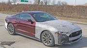 La future Ford Mustang hybride déjà surprise ?