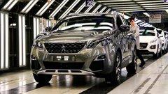 Le Peugeot 3008 bien parti pour être vendu aux USA