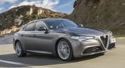 Essai Alfa Romeo Giulia 2.2 diesel 190 auto. : Le flanc à la critique