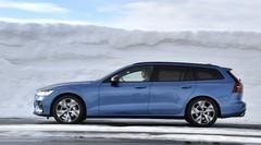 Essai Volvo V60 D4 AWD : combiné nordique